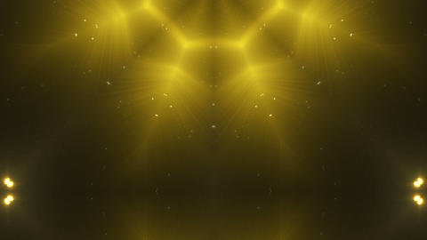 LED Kaleidoscope Wall 2 W Ds O 4g HD Stock Video Footage