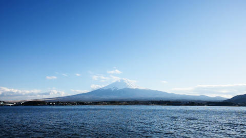 Mt. Fuji Stock Video Footage