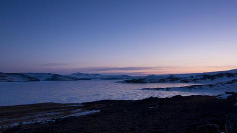 Arctic landscape Stock Video Footage