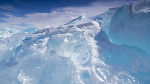 IceScapes Stock Video Footage