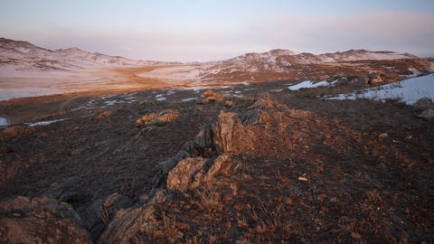 Northern dawn Footage