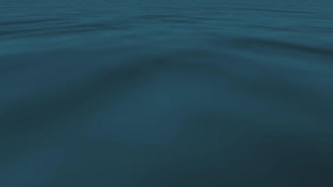 ocean waves at night Animation