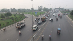 Highway in Lahore Footage