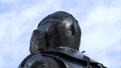 medieval fighting 12 Stock Video Footage