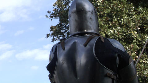 medieval fighting 14 Stock Video Footage