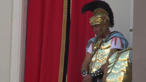 roman legionaries 07 Footage