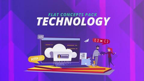 Technology - Flat Concept