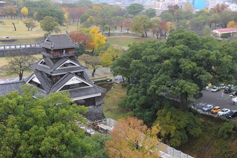 Kumamoto Castle;Japan Fotografía