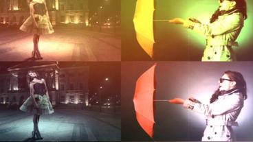 BackStage Slideshow After Effects Projekt