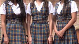 Female Uniforms Or Dresses Live Action