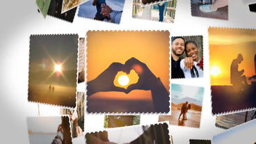 Wedding Photo Gallery After Effects Projekt