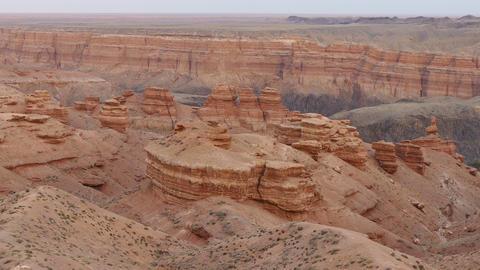 Chukar Charyn Canyon 4k Footage