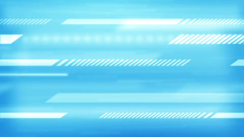 Blue dynamic abstract motion background Animation