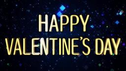 Valentine 50 CG動画素材