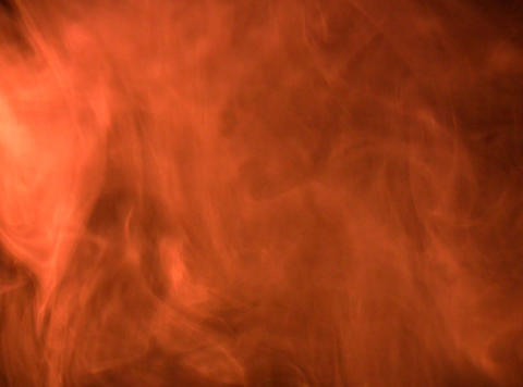 Orange Smoke 7 Footage
