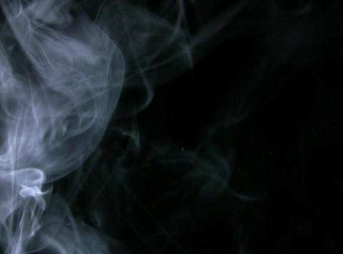 White Smoke 3 Stock Video Footage
