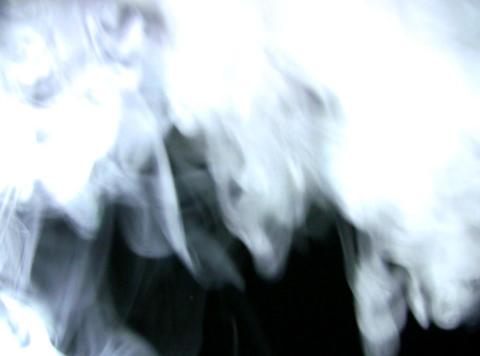 White Smoke 9 Stock Video Footage