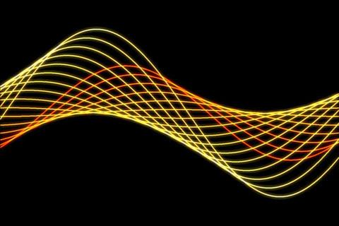 Waterflow Harmonizer Animation Animation