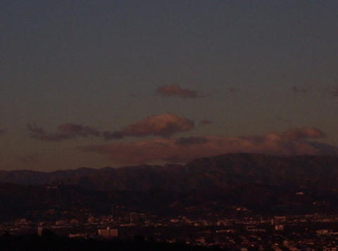HollywoodSign 02 60sec Stock Video Footage