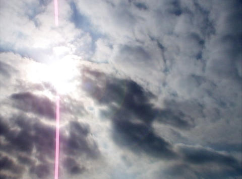 Time lapse Sky Sunlight 01 30sec Stock Video Footage