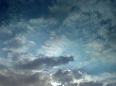 Time lapse Sky Sunlight 03 30sec Stock Video Footage