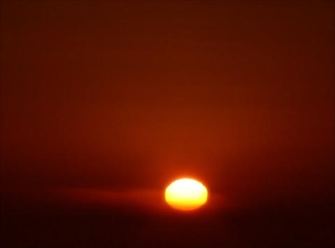 Time lapse Sunset 02 30sec Stock Video Footage