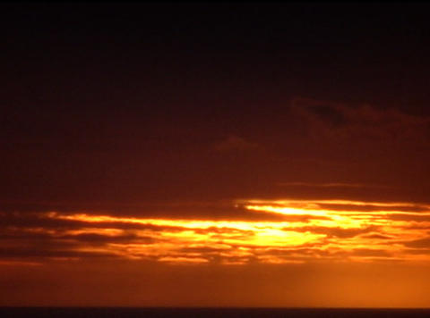 Time lapse Sunset 04 30sec Stock Video Footage