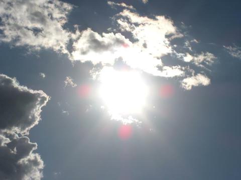 sun time lapse Footage
