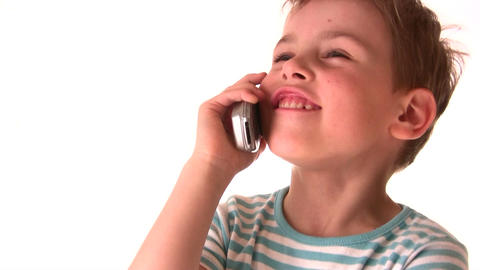 child phone Stock Video Footage