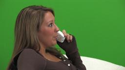 gossip Stock Video Footage