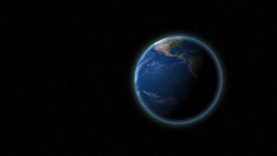 Earth 1 stock footage