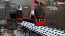 Classic Railway Transport (Slow) Stock Video Footage