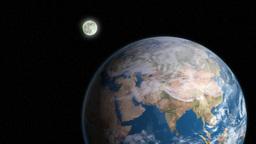 lunar Stock Video Footage