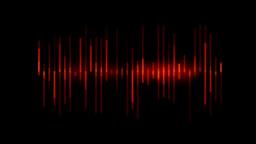 Sound Spectrum Analizer Stock Video Footage