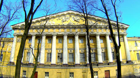 100+100 Clips. St. Petersburg. Russia. Architectural Masterpieces. Sights. 0