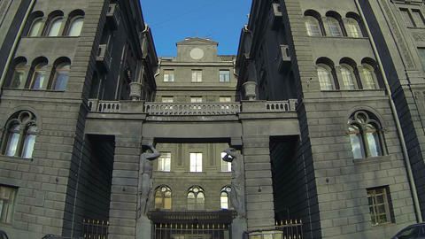 R.G.Vege's profitable house in St. Petersburg Footage