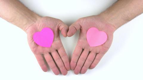 Three hearts Footage