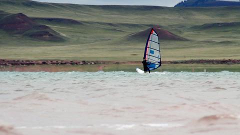 Windsurfing Footage