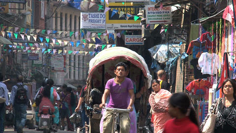 Nepal 039 Stock Video Footage