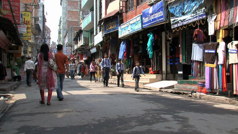 Nepal 042 Stock Video Footage
