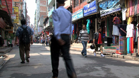 Nepal 042 Stock Video Footage