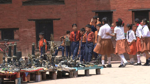 Nepal 109 Stock Video Footage