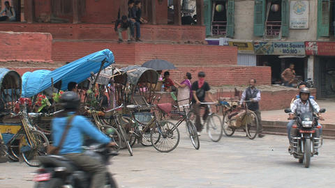 Nepal 145 Stock Video Footage
