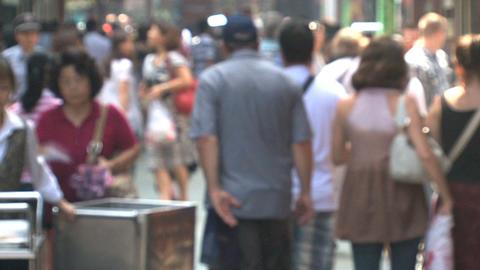 Yuyuan garden clowd Stock Video Footage