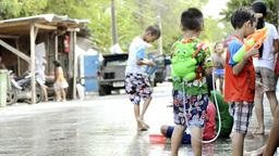 Songkran Festival, Thailand 2