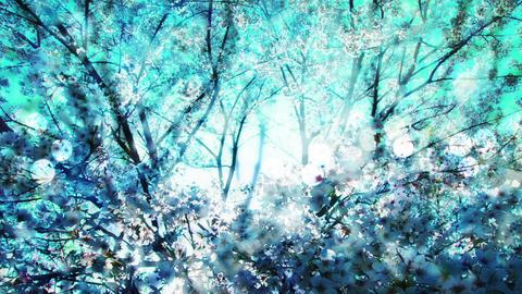 Blue Tree 42134 Animation