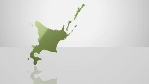 CG Japan Map B