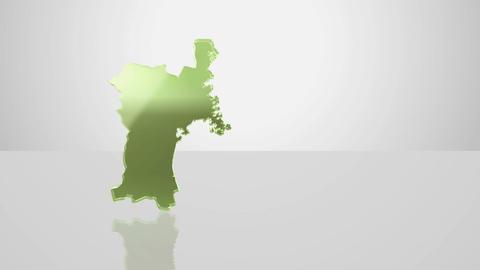 CG Japan Map B 2