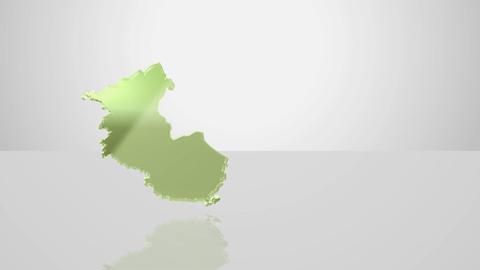 H Dmap b 30 wakayama Stock Video Footage
