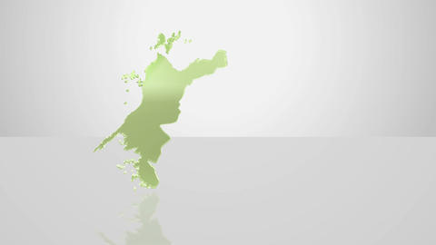 H Dmap b 38 ehime Stock Video Footage